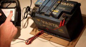 сколько нужно заряжать аккумулятор автомобиля зарядным устройством