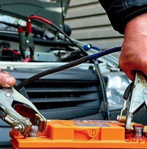 как правильно прикурить автомобиль от другого автомобиля